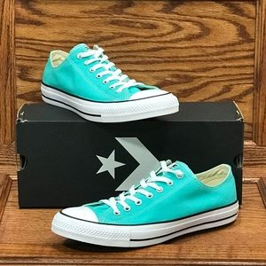 Converse CTAS Ox Pure Teal Shoes